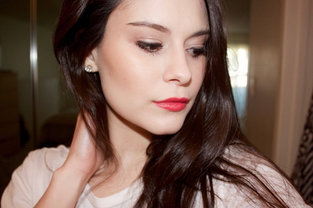 Pretty in Pink Lipsticks (Valentine's Day Look)