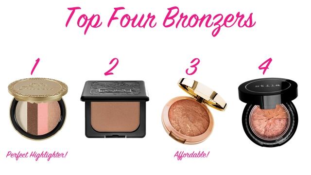 Top 4 Bronzers