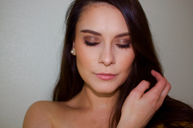 The Bachelorette Makeup Inspired Look