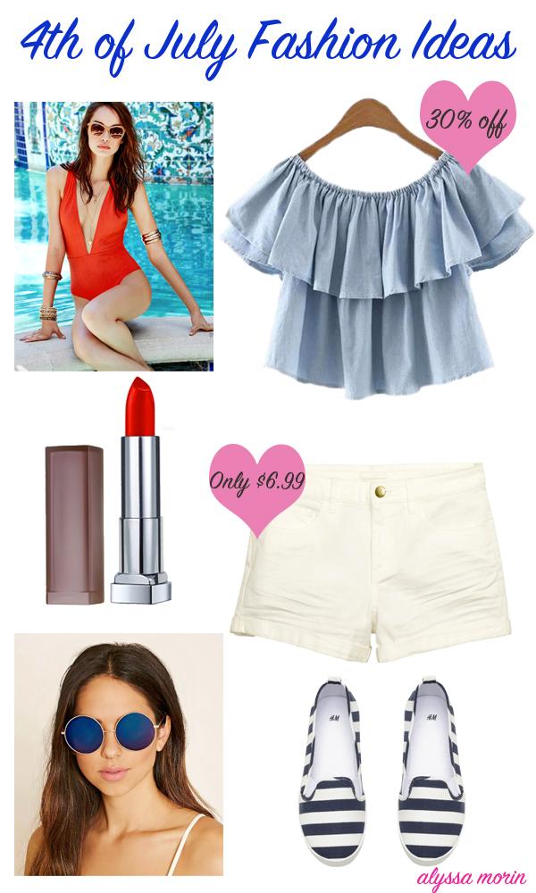 4th of July Fashion Ideas