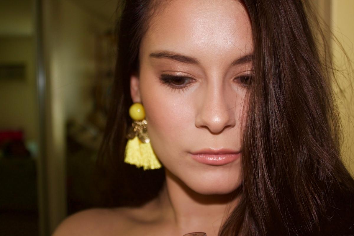 Selena Gomez Inspired Makeup Look