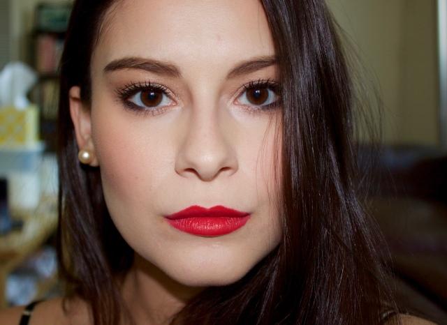 Besame Cosmetics Lipstick Swatches