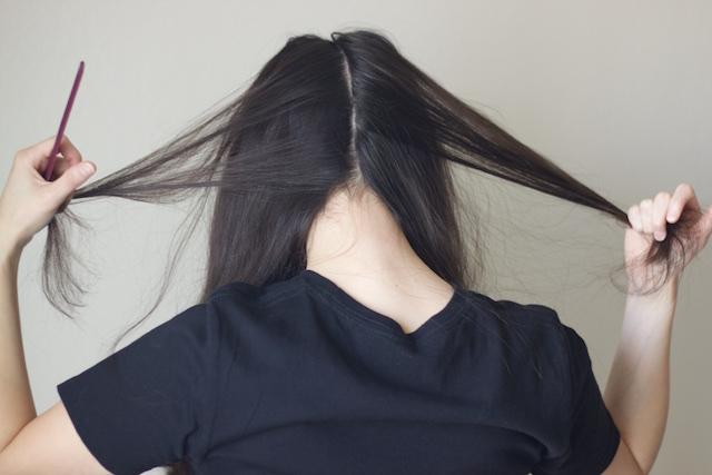 Space Buns Hair Tutorial